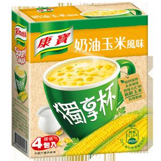 奶油玉米風味獨享杯