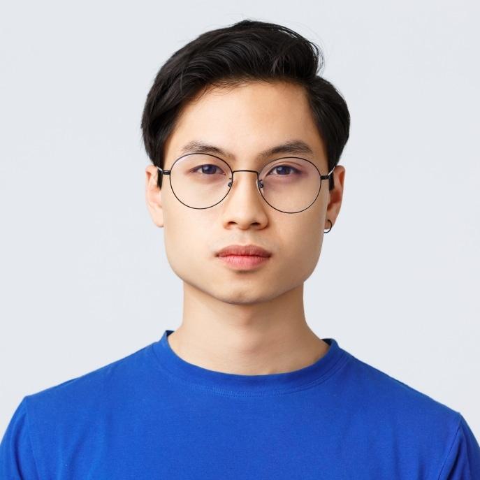 8 Model Rambut Pria untuk Wajah Bulat, Bikin Tirus Tanpa ...