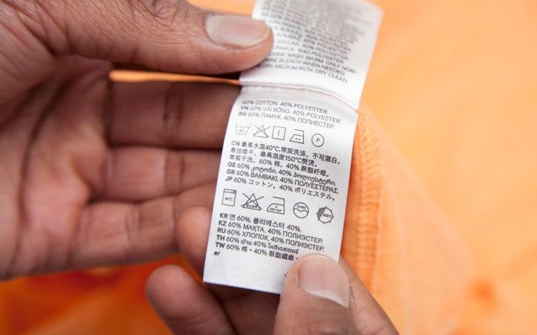 memahami arti simbol laundry pada label pakaian