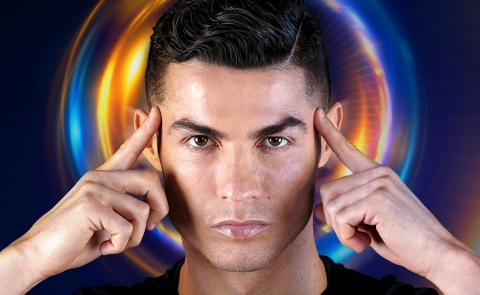 CLEAR Men Legend Shampoo by CR7, 100% made for men