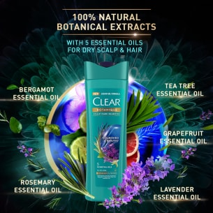 PNG - CLEAR Botanique Nourished & Healthy Shampoo Website Supp Image