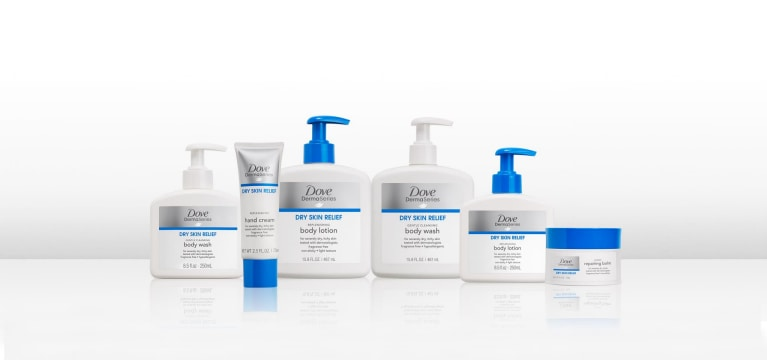 DermaSeries collection – Dove