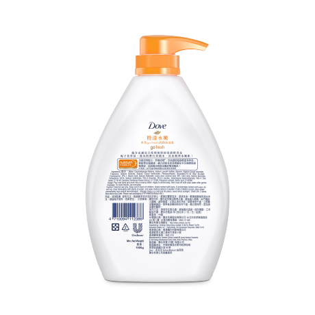 revitalize boday wash back