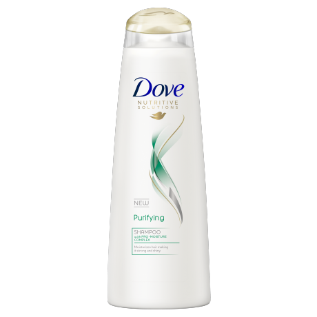 Dove Shampoo Purifying 400ml