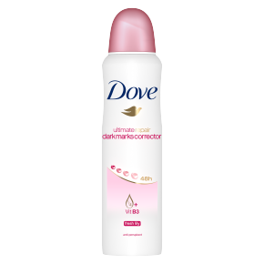 Dove Ultimate Repair Antiperspirant Deodorant Spray Fresh Lily