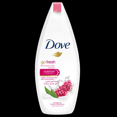 سائل الاستحمام غسول الجسم الرمان وزهرة الليمون دوڤ أرابيا