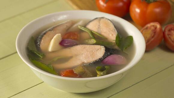 Sinigang Na Salmon Recipe Knorr
