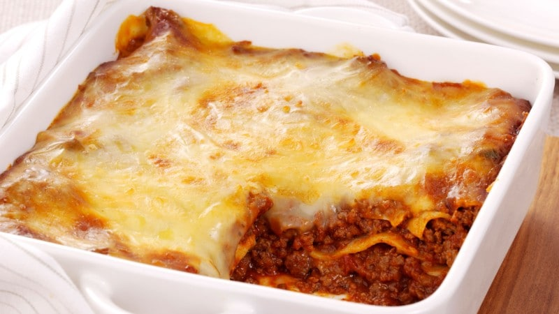 Hearty Lasagne
