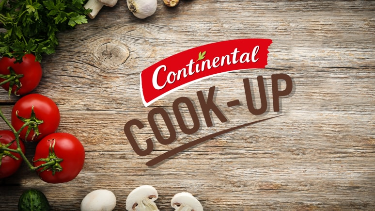 continental cook up
