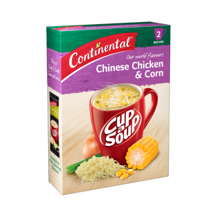 Chinese Chicken and Corn