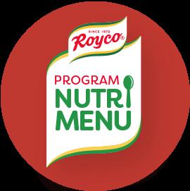 masakan lezat dan bergizi dari Royco Nutrimenu