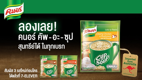 Knorr Article 2016_CupASoup_Mini Banner