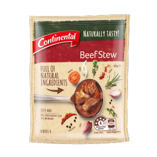 Naturally Tasty Beef Stew
