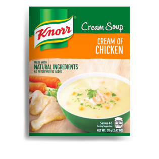 Knorr Cream of Chicken Soup
