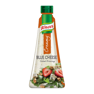 Knorr Creamy Blue Cheese Salad Dressing 340ml