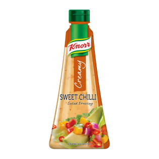 Knorr Creamy Sweet Chilli Salad Dressing 340ml
