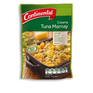 Creamy Tuna Mornay