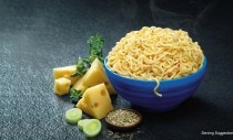 Italian Cheese and Herbs Noodles