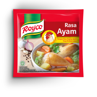 Indonesia - Royco - Website