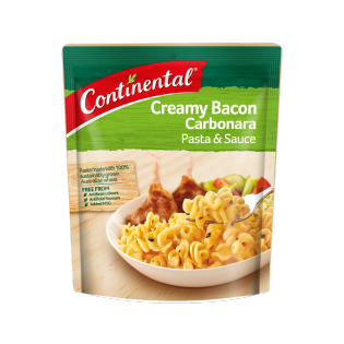 Creamy Bacon Carbonara