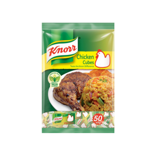 Knorr Chicken Cubes Pouch front