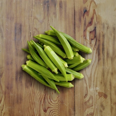 Future 50 foods Okra