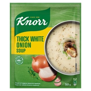 Knorr Thick White Onion Soup 50gr