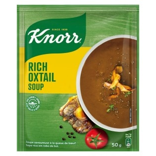 Knorr Rich Oxtail Soup 50gr