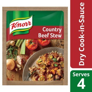 Knorr Country Hot Pot Dry Cook-In-Sauce