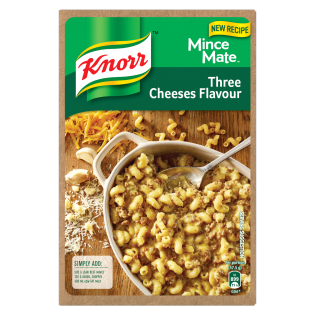 Knorr Three Cheese Mince Mate 230gr