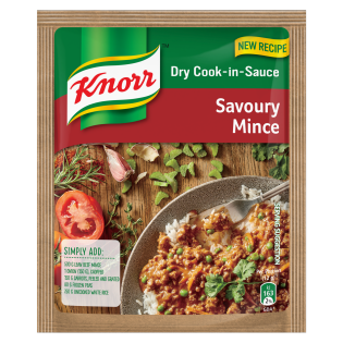 Knorr Savoury Mince Dry Cook-in-Sauce 48gr