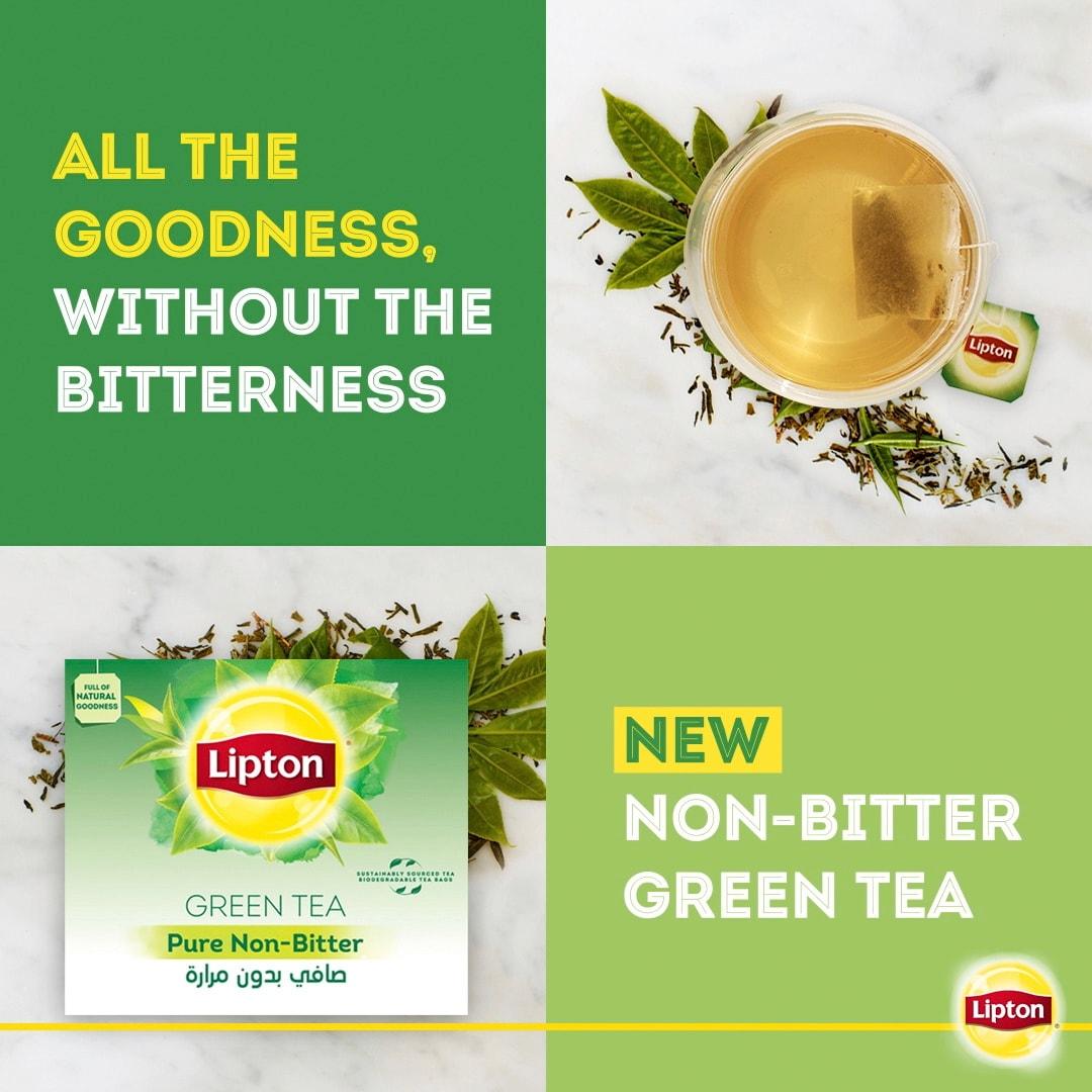green tea benefits - world of tea | lipton® arabia