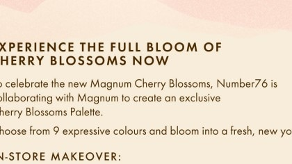 Magnum Cherry Blossom No. 76 Content Part 1