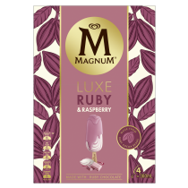 PNG - MAGNUM LUXE ICE CREAM RUBY RASPBERRY 360 ML