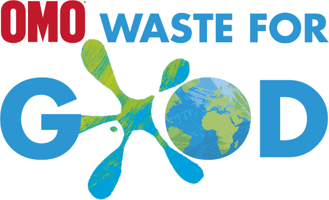 Omo Waste For Good Logo