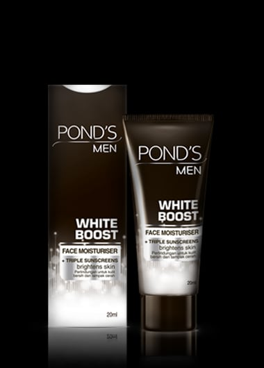 White Boost Face Moisturizer