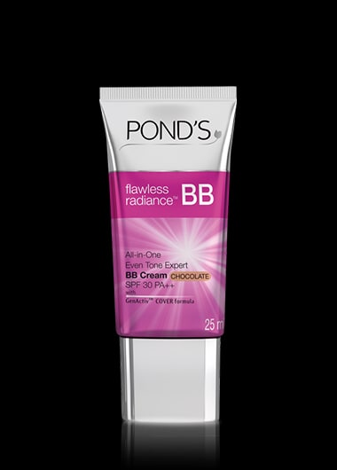 Flawless Radiance BB Cream - Chocolate