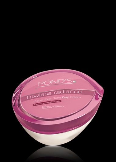 Flawless Radiance Visible Even Tone Day Cream