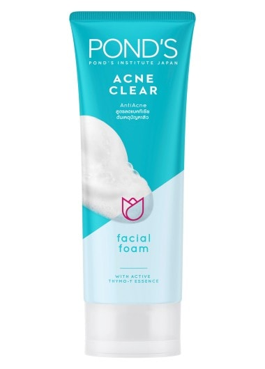Acne Clear Anti-Acne Facial Wash