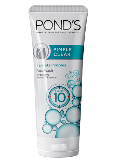 Pond's Pimple Clear Facial Foam