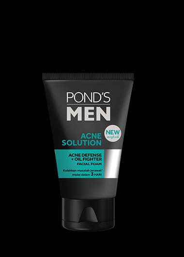 Acne Solution Face Wash Pond S Indonesia