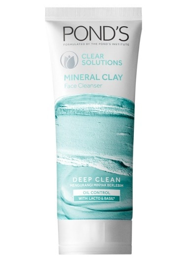 Clear Solutions Mineral Clay Face Scrub