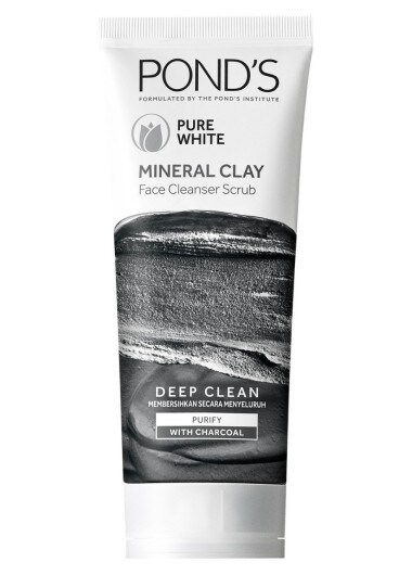 Pure White Mineral Clay Face Foam