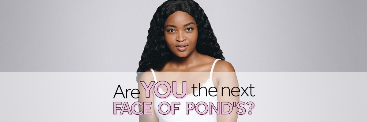 Face of POND'S Competition 2019