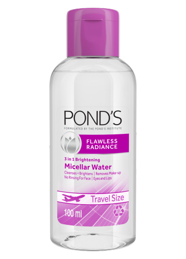 Flawless Radiance 3-in-1 Brightening Micellar Water Travel Size