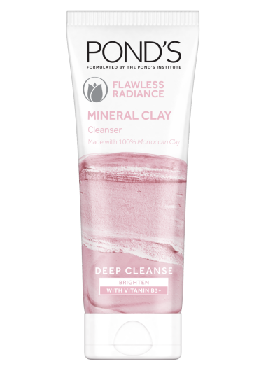 Flawless Radiance Mineral Clay Cleanser