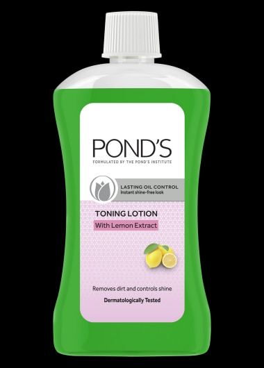 Lasting Oil Control Toning Lotion