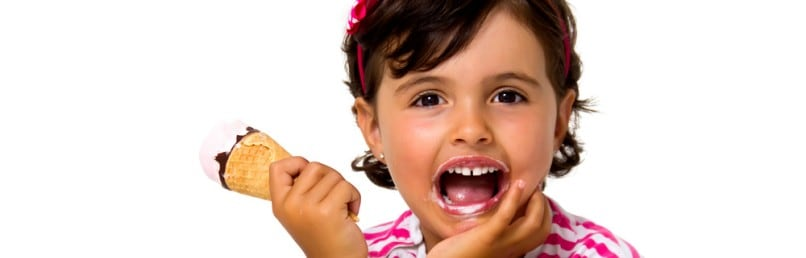 Causes and treatment of dental cavities in children