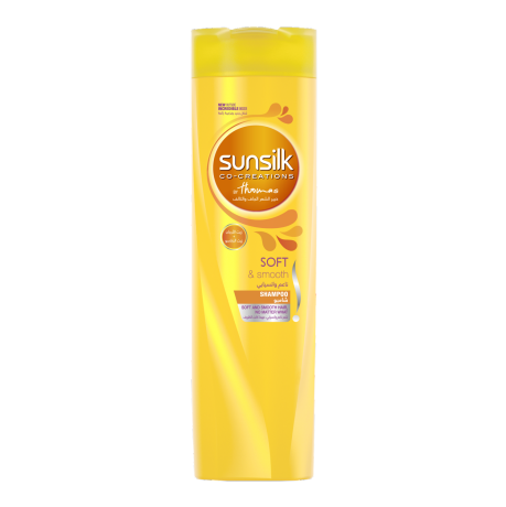 Nourishing Soft & Smooth Shampoo 350ml front of pack image