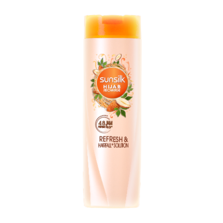 Sunsilk Hijab Refresh & Hairfall Solution Shampoo 170ml